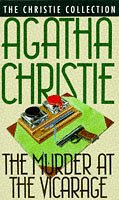 9780006161301: The Murder at the Vicarage (The Christie Collection)