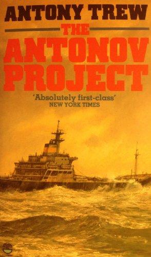 9780006161363: The Antonov Project