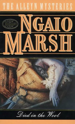 Died in the Wool (A Roderick Alleyn: Ngaio Marsh