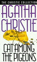 9780006161745: Cat Among the Pigeons (The Christie Collection)