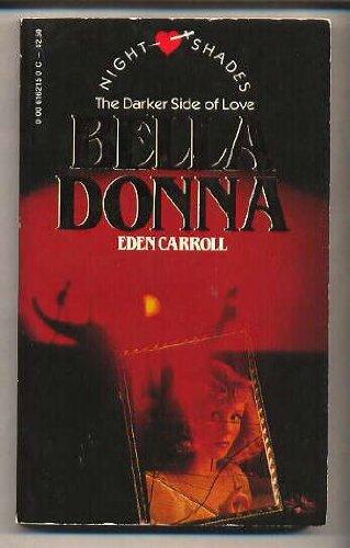 9780006162155: Bella Donna (Nightshades)