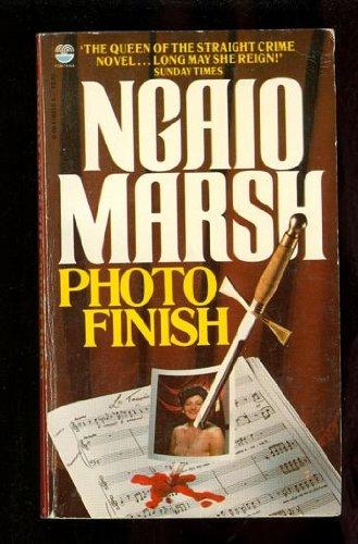 9780006162551: Photo-finish