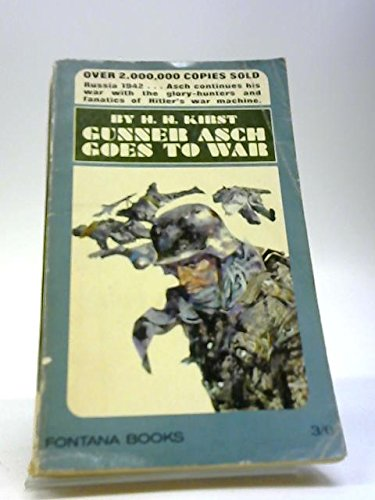 9780006162582: Gunner Asch goes to war