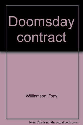 9780006163787: Doomsday contract