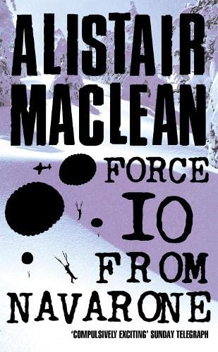 9780006164333: Force 10 from Navarone