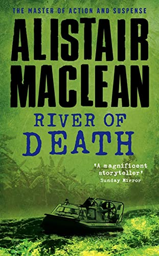River of Death. Thriller