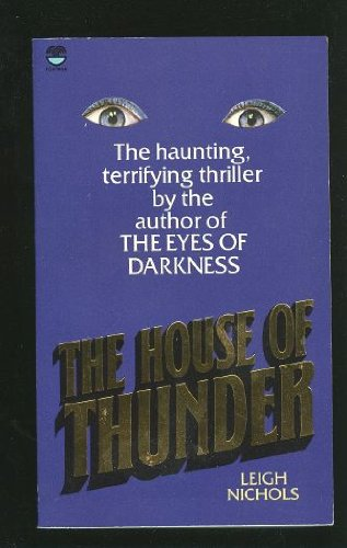 9780006165095: The House of Thunder