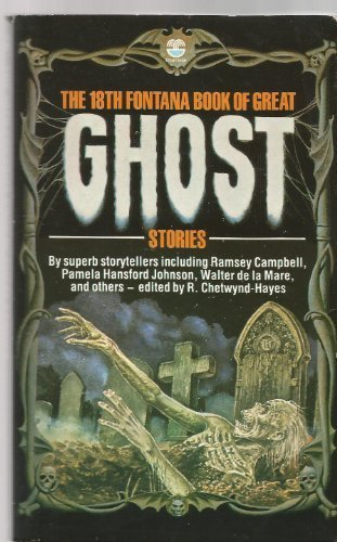 9780006165101: Great Ghost Stories: 18th Series