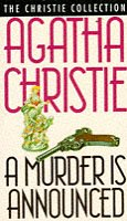 9780006165286: A Murder is Announced (The Christie Collection)