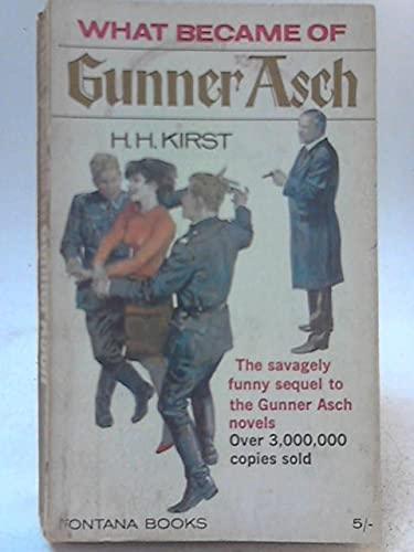 9780006165583: What Became of Gunner Asch