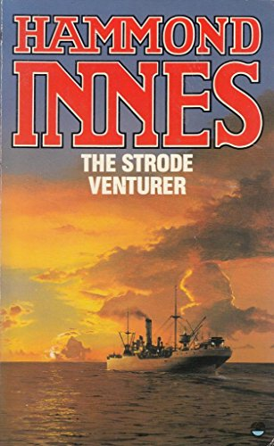 The Strode Venturer: HaMMOND Hines