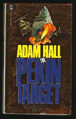 9780006166429: The Pekin Target