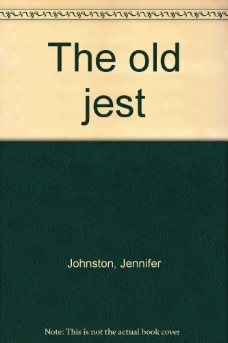 9780006166825: The old jest