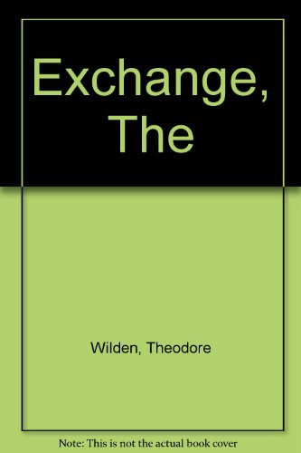 9780006167501: The Exchange