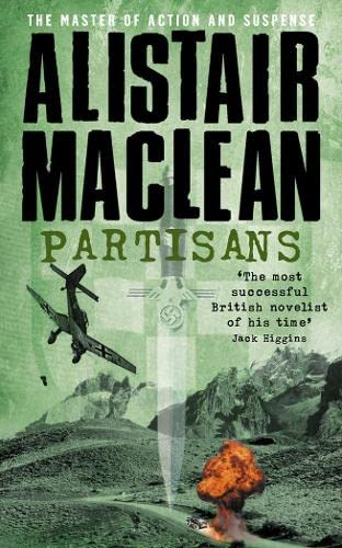 Partisans (0006167632) by Alistair MacLean