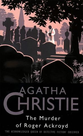 The Murder of Roger Ackroyd (The Christie Collection) (0006167926) by Agatha Christie