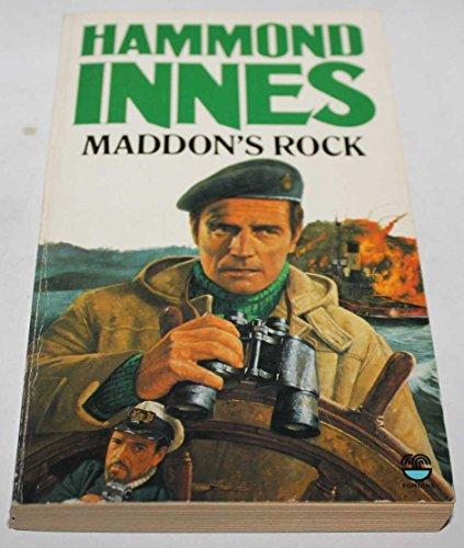 9780006167990: Maddon's Rock