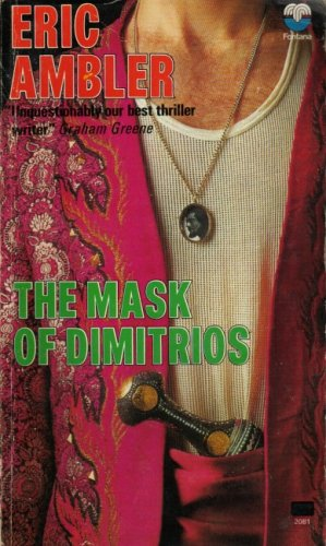 9780006168126: The Mask of Dimitrios