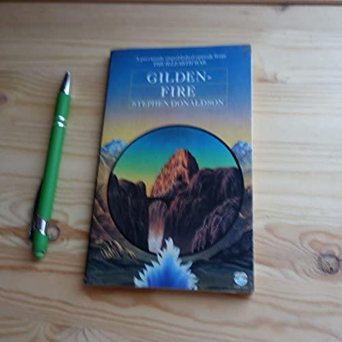 9780006168430: Gilden-fire