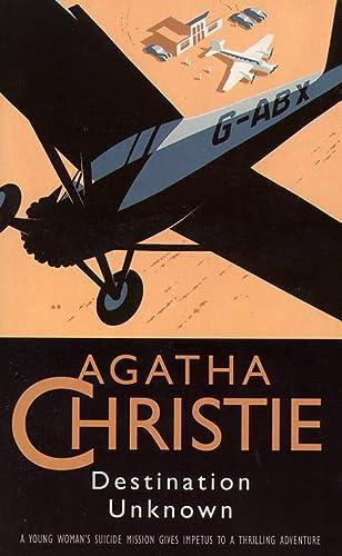 9780006169161: Destination Unknown (The Christie Collection)