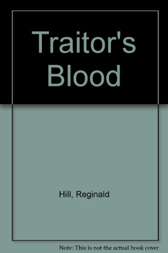 9780006169253: Traitor's Blood