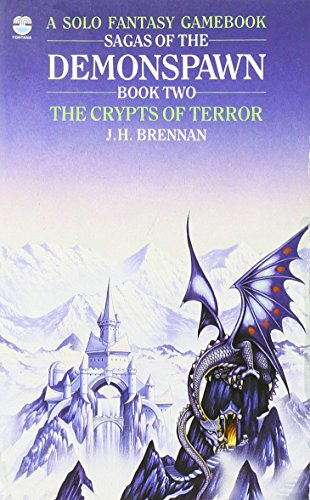 9780006169529: Sagas Of The Demonspawn (Book Two): Crypts Of Terror