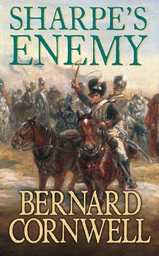 9780006170136: Sharpe's Enemy: The Defence of Portugal, Christmas 1812 (The Sharpe Series, Book 15)