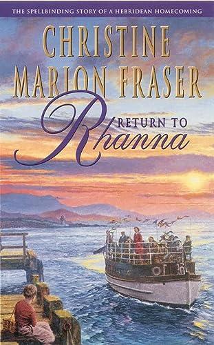 Return to Rhanna: Christine Marion Fraser