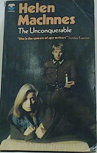 9780006170655: The Unconquerable
