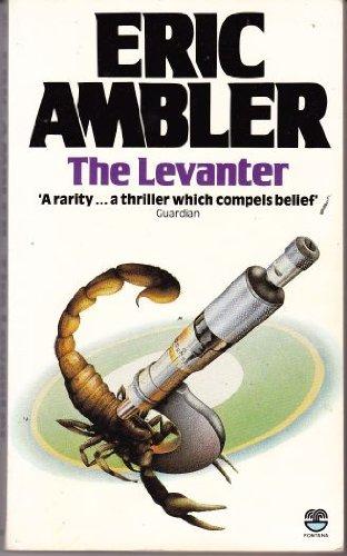 The Levanter: Ambler, Eric
