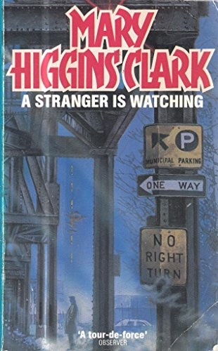 9780006171881: A Stranger is Watching