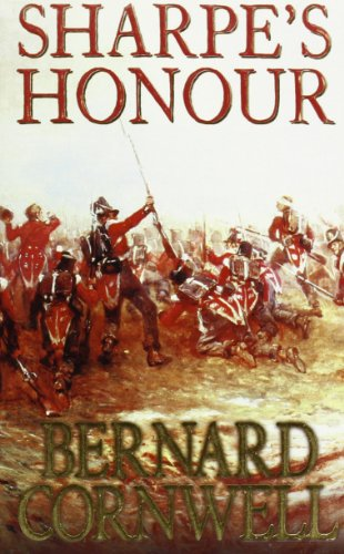 9780006171980: Sharpe's Honour: The Vitoria Campaign, February to June 1813 (The Sharpe Series, Book 16)