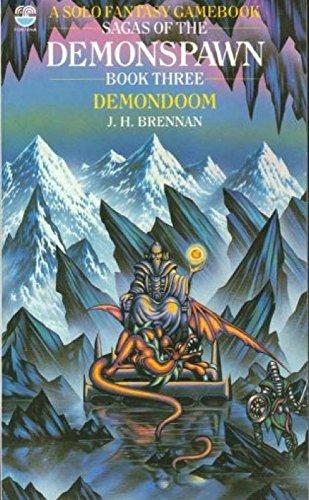 9780006172079: Demonspawn: Demon Doom Bk. 3 (Sagas of the Demonspawn)