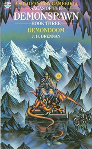 9780006172079: Sagas Of The Demonspawn (Book Three): Demondoom: Demon Doom Bk. 3