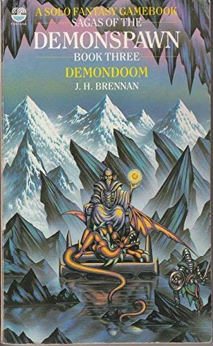 9780006172079: Demonspawn: Demon Doom Bk. 3 (Sagas of the Demonspawn)