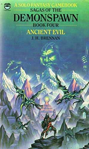 9780006172086: Ancient Evil (Sagas of the Demonspawn, Book 4) (Bk. 4)