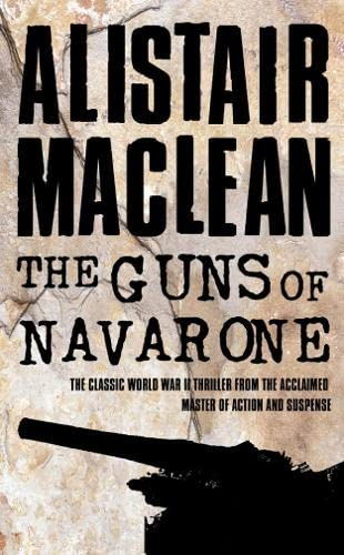 The Guns of Navarone (0006172474) by Alistair MacLean