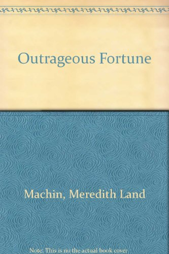 9780006172895: Outrageous Fortune