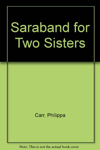 9780006173168: Saraband for Two Sisters