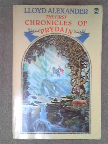 9780006173717: First Chronicle of Prydain:
