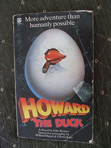 9780006173755: Howard the Duck: Novel