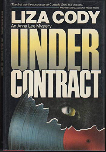 9780006173892: Under Contract (An Anna Lee Investigation)