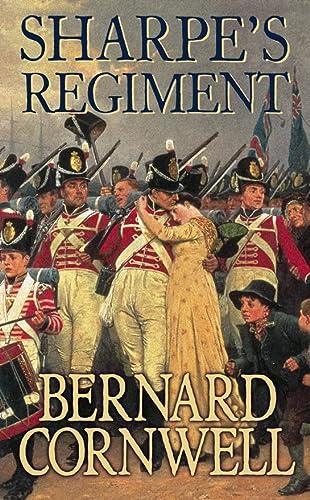 9780006174523: Sharpe's Regiment: Richard Sharpe and the Invasion of France, June to November 1813
