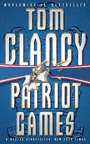 9780006174554: Patriot Games