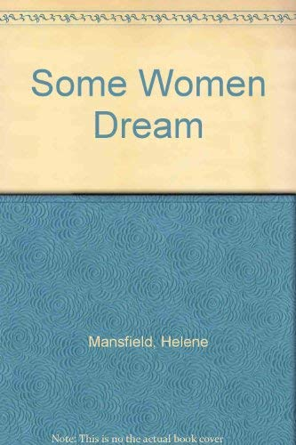 9780006175094: Some Women Dream