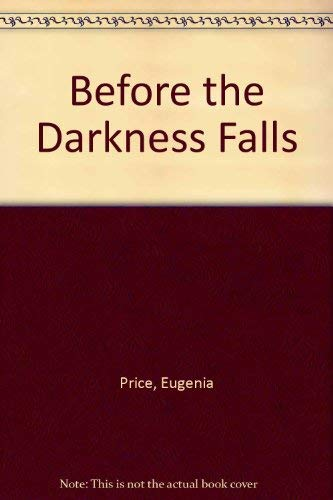 9780006175230: Before the Darkness Falls