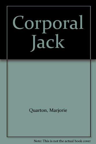 9780006175377: Corporal Jack