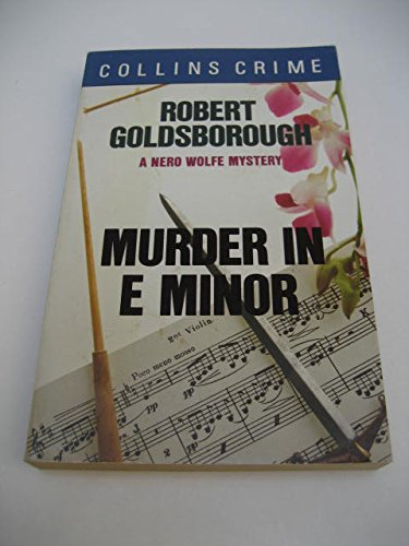 9780006176237: Murder in E Minor