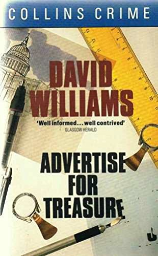 9780006176282: Advertise for Treasure