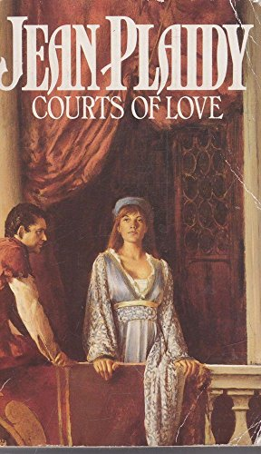 9780006176596: The Courts of Love: The Story of Eleanor of Aquitaine (The Queens of England: Volume 5)